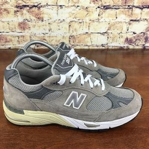 New Balance 991 Made In The USA Athletic Shoes